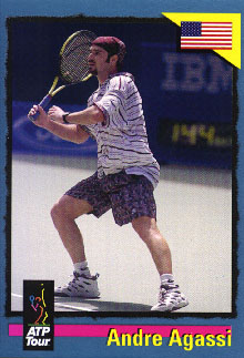 Andre' Agassi